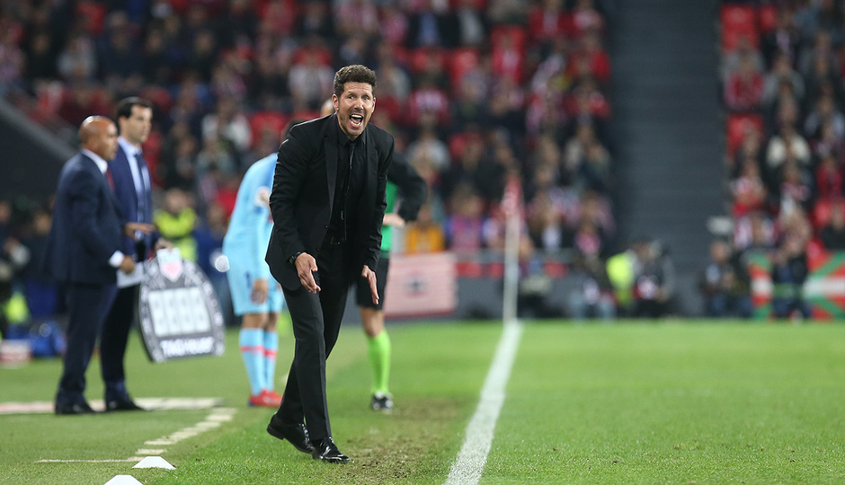 Temp. 18-19 | Athletic Club - Atlético de Madrid | Simeone