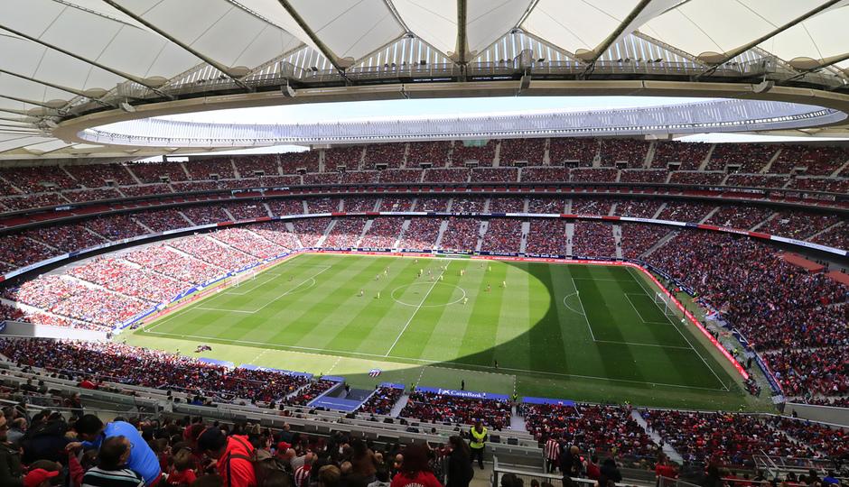 Temporada 18/19 | Atlético de Madrid Femenino - FC Barcelona | Estadio