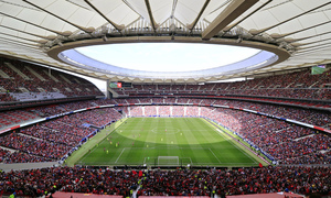 Temporada 18/19 | Atlético de Madrid Femenino - FC Barcelona | Estadio