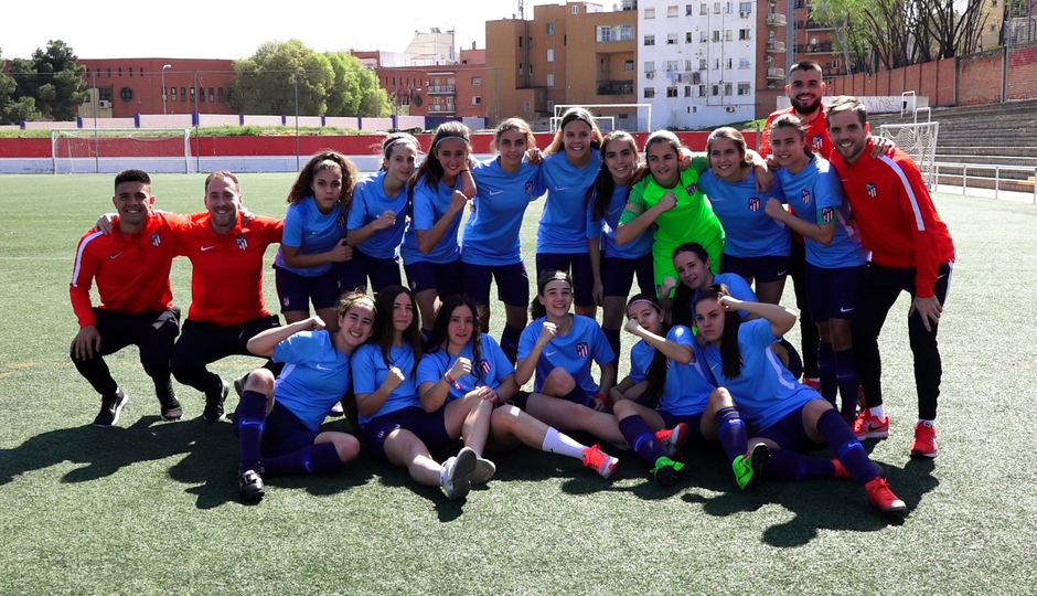 Femenino Juvenil B campeón de liga | GALERÍA ACADEMIA 2019