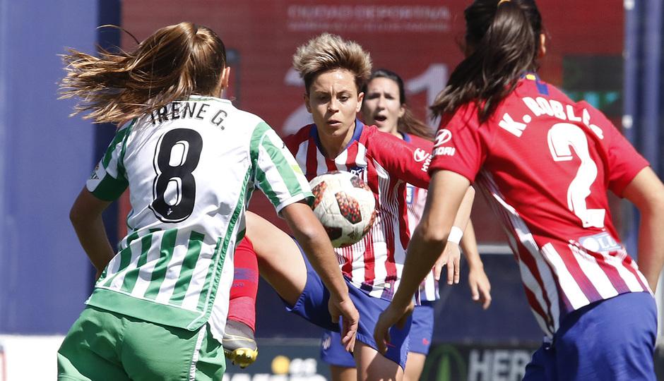Temporada 18/19 | Atlético de Madrid Femenino - Real Betis | Amanda