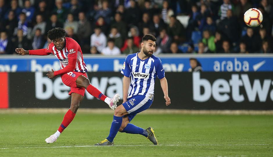 Temporada 18/19 | Alavés - Atlético de Madrid | Thomas
