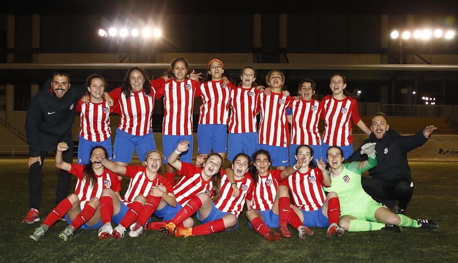 Femenino Juvenil C campeón de liga | GALERÍA ACADEMIA 2019