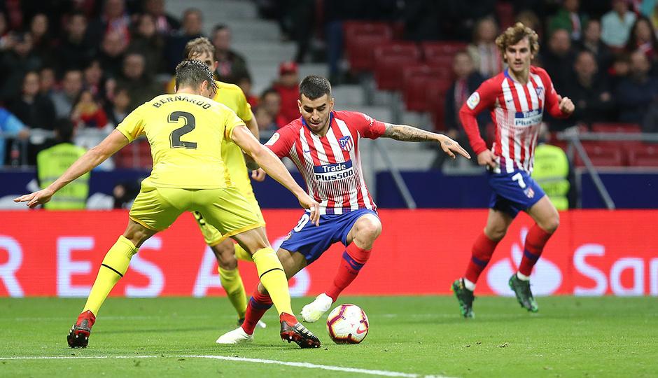 Temporada 18/19 | Atlético de Madrid - Girona | Correa