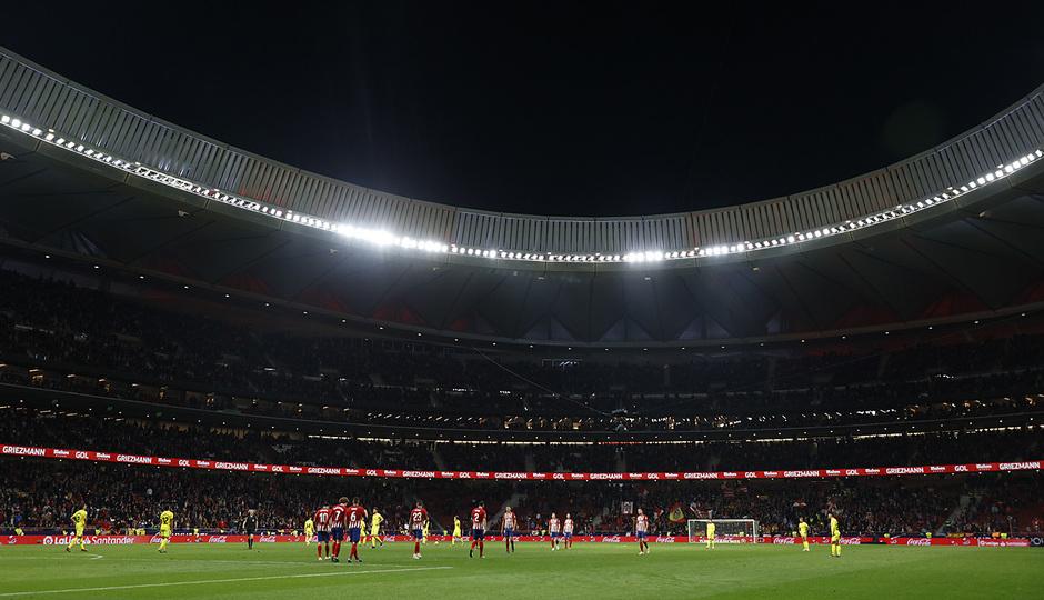 Temporada 18/19 | Atlético de Madrid - Girona | Wanda Metropolitano