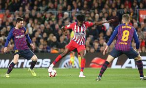 Temp 18/19 | FC Barcelona - Atlético de Madrid | Thomas
