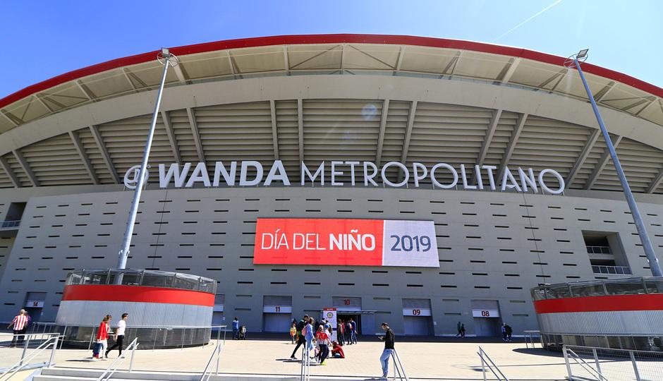 Temporada 18/19 | Atlético de Madrid - Celta | Día del Niño | Fan zone | Estadio