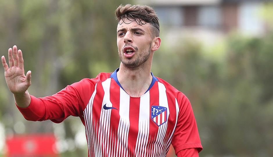 Temp. 18-19 | Atlético de Madrid B - UD Sanse | Cristian