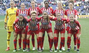 Temporada 18/19 | Espanyol - Atlético de Madrid Femenino | Once inicial