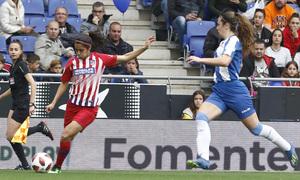 Temporada 18/19 | Espanyol - Atlético de Madrid Femenino | Kenti