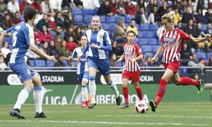 Temporada 18/19 | Espanyol - Atlético de Madrid Femenino | Ángela Sosa