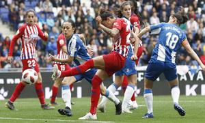 Temporada 18/19 | Espanyol - Atlético de Madrid Femenino | Jenni Hermoso