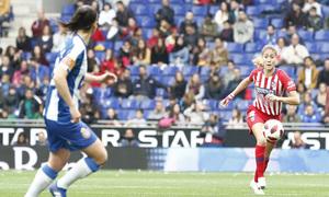 Temporada 18/19 | Espanyol - Atlético de Madrid Femenino | Laia