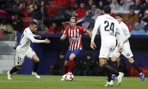 Temporada 18/19 | Atlético de Madrid - Valencia | Filipe