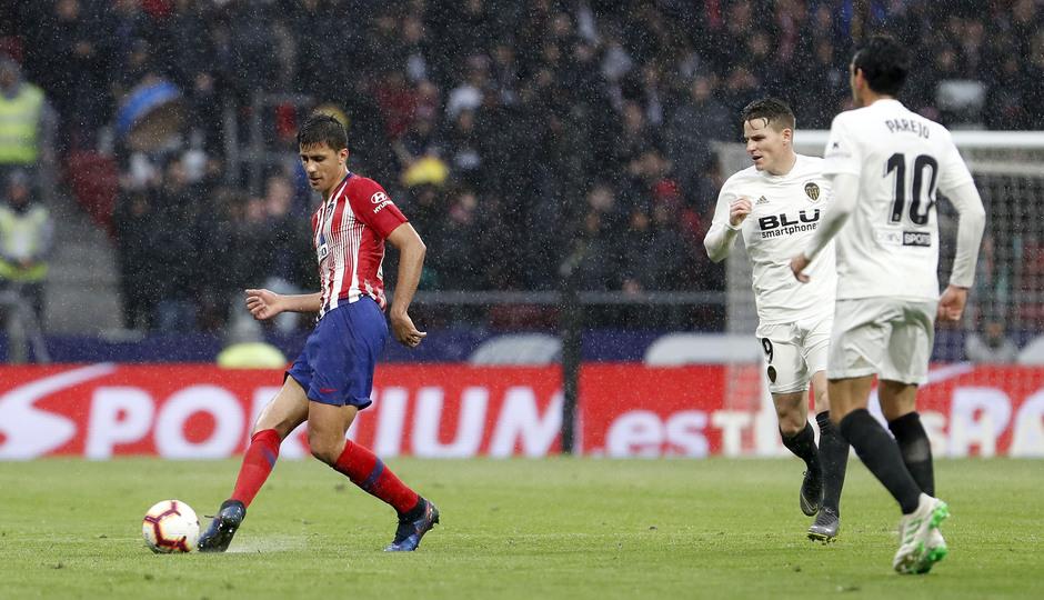 Temporada 18/19 | Atlético de Madrid - Valencia | Rodrigo