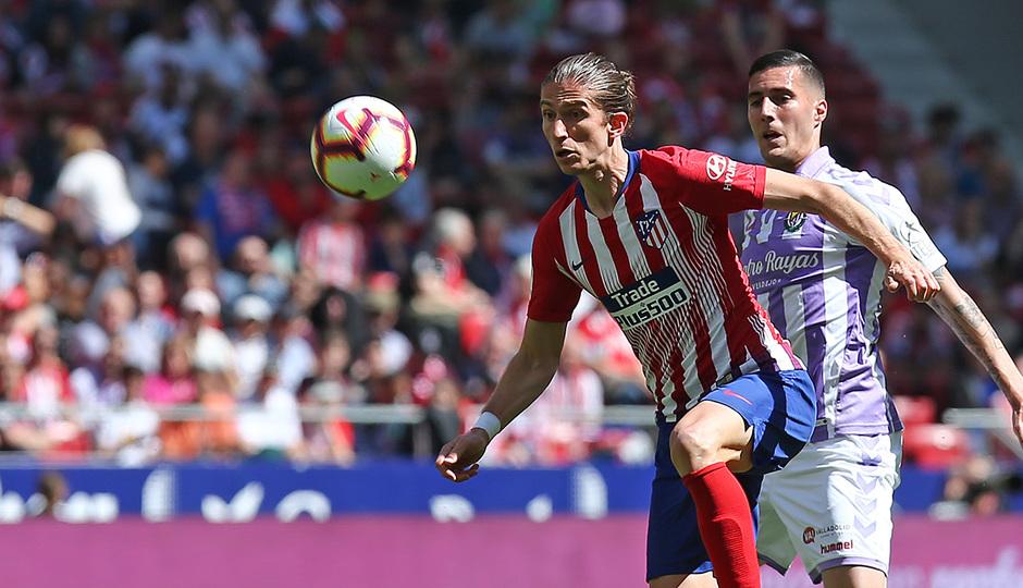Temporada 18/19 | Atlético de Madrid - Valladolid | Filipe
