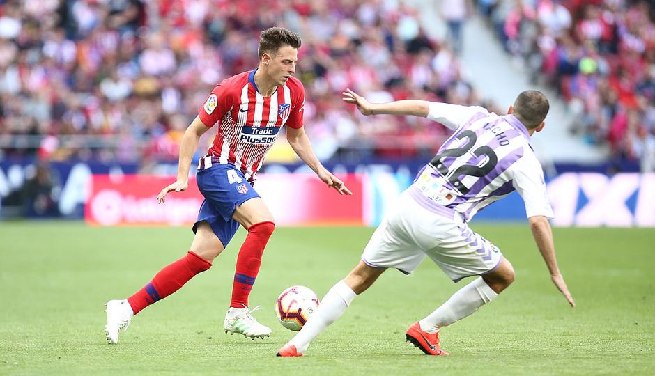 Temporada 18/19 | Atlético de Madrid - Valladolid | Arias