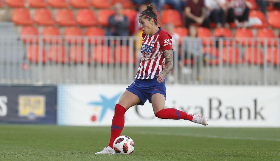 Temporada 18/19 | Atlético de Madrid Femenino- Valencia | Jenni