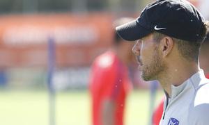Temporada 18/19 | Entrenamiento del primer equipo | 30/04/2019 | Simeone