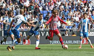 Temp 18/19 | Espanyol - Atlético de Madrid | Griezmann