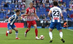 Temp 18/19 | Espanyol - Atlético de Madrid | Filipe Luis
