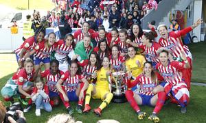 Temporada 18/19 | Real Sociedad - Atlético de Madrid Femenino | Equipo y afición