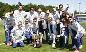 Temporada 18/19 | Real Sociedad - Atlético de Madrid Femenino | Cuerpo técnico