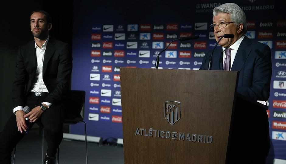 Temp. 2018-19 | Despedida de Diego Godín