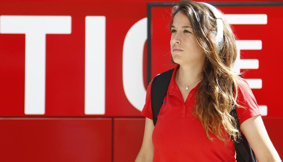 Temp. 18-19 | Llegada a Granada | Atlético de Madrid Femenino | Olga García