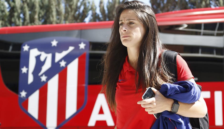 Temp. 18-19 | Llegada a Granada | Atlético de Madrid Femenino | Esther González