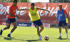 Temporada 18/19 | Entrenamiento 11/05/19 | Filipe Luis