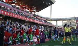 Temporada 18/19   Atlético de Madrid - Real Sociedad   Final de la Copa de la Reina   Equipo