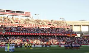 Temporada 18/19   Atlético de Madrid - Real Sociedad   Final de la Copa de la Reina   Nuevo Los Cármenes