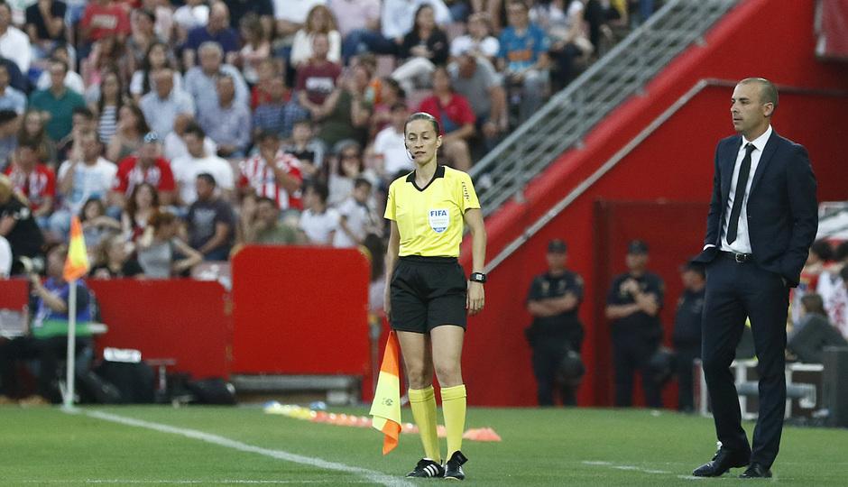 Temporada 18/19 | Atlético de Madrid - Real Sociedad | Final de la Copa de la Reina | Sánchez Vera