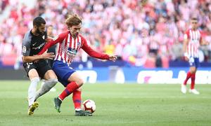 Temp. 2018-19 | Atlético de Madrid - Sevilla | Griezmann