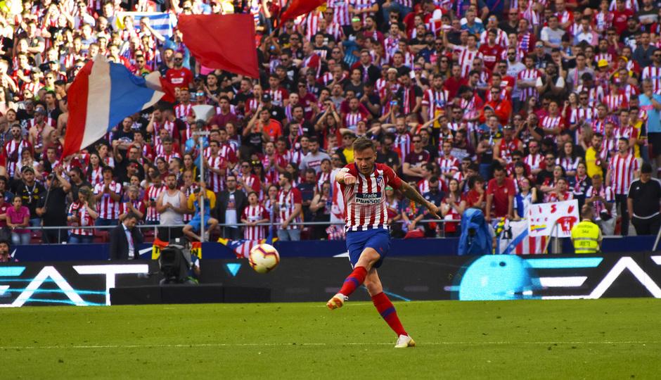 Temp. 2018-19 | Atlético de Madrid - Sevilla | Saúl
