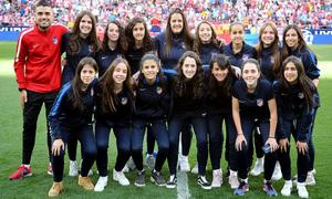 Temp 18/19 | Homenaje campeones Academia | Femenino Juvenil C