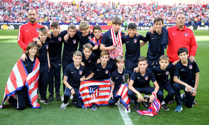 Temp 18/19 | Homenaje campeones Academia | Infantil I