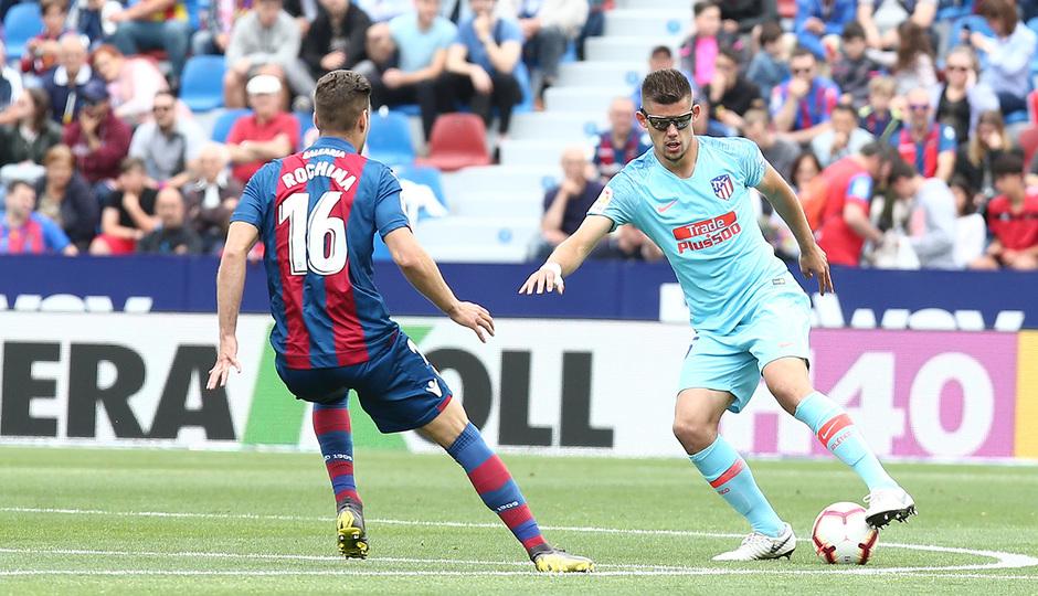 Temp. 2018-19 | Levante - Atlético de Madrid | Montero