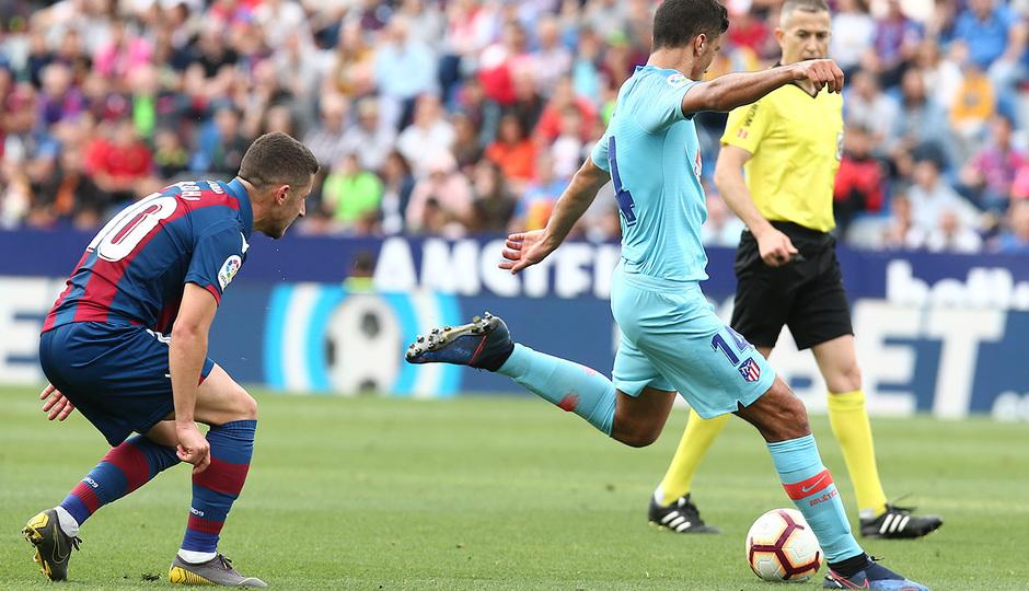 Temp. 2018-19 | Levante - Atlético de Madrid | Rodrigo