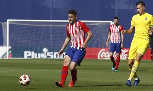 Temporada 18/19 | Atlético B - Las Palmas B | Toni Moya