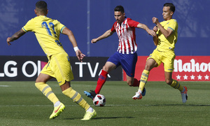 Temporada 18/19 | Atlético B - Las Palmas B | Tachi