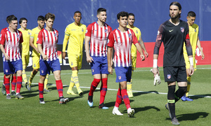 Temporada 18/19 | Atlético B - Las Palmas B | San Román