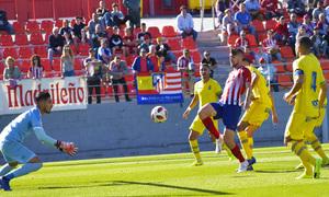 Temporada 18/19 | Atlético B - Las Palmas Atlético | Darío