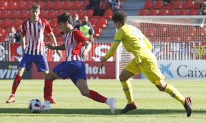 Temporada 18/19 | Atlético B - Las Palmas B | Manu Sánchez