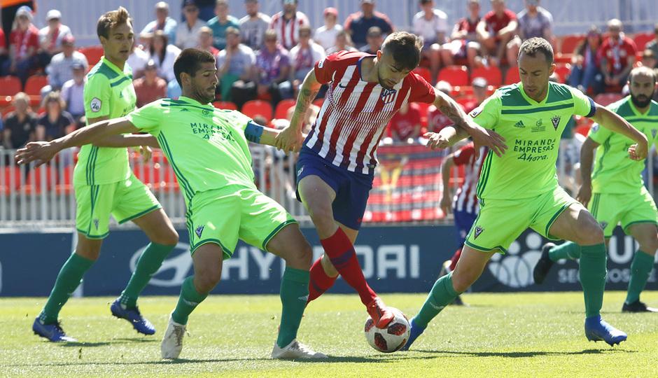 Temporada 18/19 | Darío | Atlético B-CD Mirandés