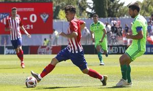 Temporada 18/19 | Atlético B-CD Mirandés | Joaquín