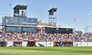 Temporada 18/19 | Atlético B-CD Mirandés | Grada de Majadahonda