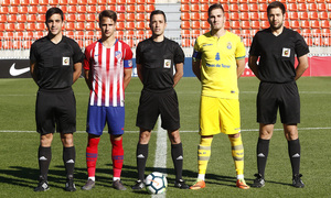 Temp. 2018-19   Juvenil A - UD Las Palmas   Capitanes
