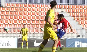 Temp. 2018-19   Juvenil A - UD Las Palmas   Gus Assunçao